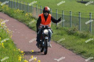 Aalsmeers Bromfiets Genootschap Monstertocht 14 april