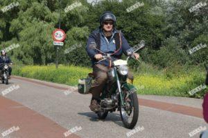 Aalsmeer Bromfiets Genootschap 70km (3 juni 2018)